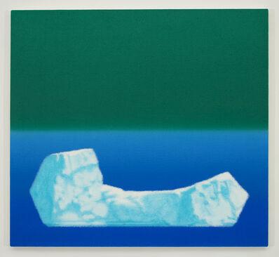 Todd Hebert, 'Basket with Glacier', 2013