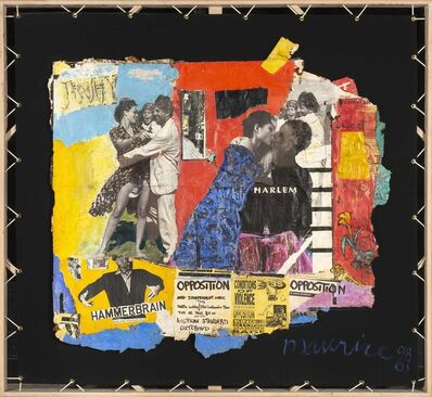 Maurice Burns, 'Harlem', 1998-2001