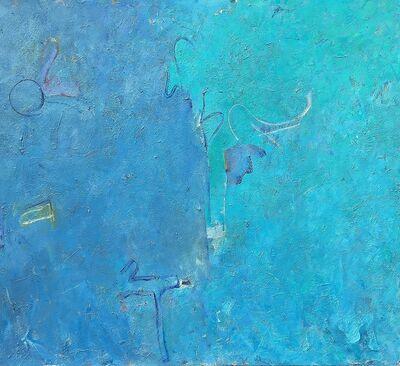 Geoffrey Dorfman, 'Azure Gate', 2014