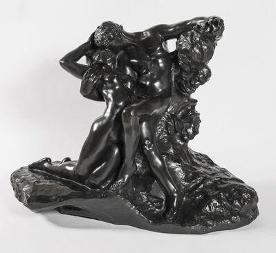 """Auguste Rodin, 'Eternel printemps, Second état, Première réduction dite aussi """"réduction n°1""""', 1910"""