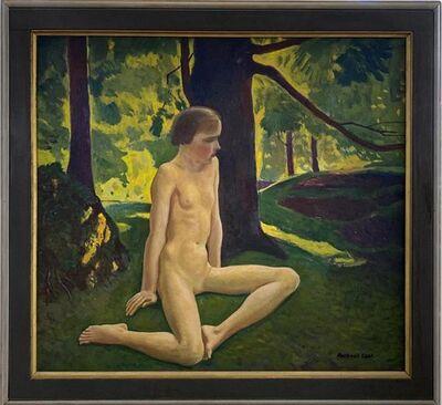 Rockwell Kent, 'Kathleen II', ca. 1923