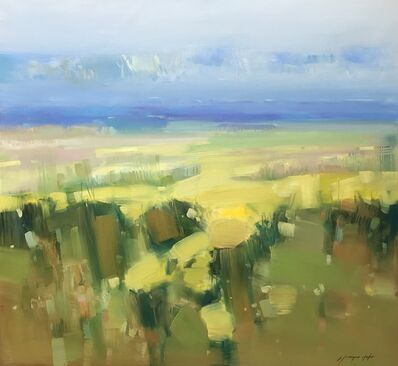 Vahe Yeremyan, 'Yellow Valley', 2020