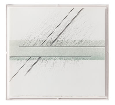 Ann Christopher, 'The Lines of Time 23', 2014-2016