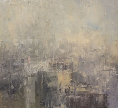 Stuart Shils, 'Looking Over the City, Morning Glare', 2002