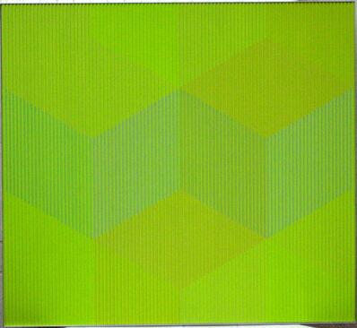 Sandi Renko, 'Dinamica Verde', 1981