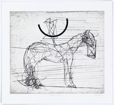 Rhett Martyn, 'Vessel Horse', 2015-2018