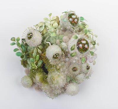 Amy Gross, 'Cloche Blossom Biotope'