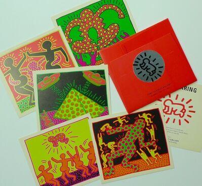 Keith Haring, 'Growing', 1983