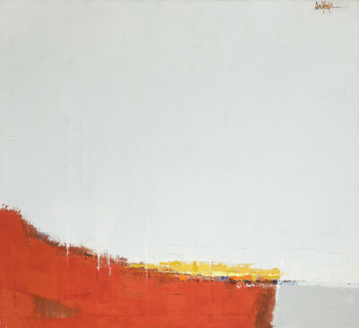 Young-il Ahn, 'Space', 1970