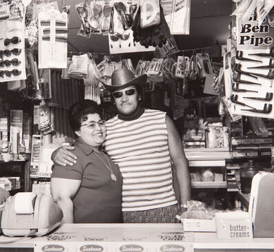"Milton Rogovin, 'Untitled, from the series, ""Lower West Side, Buffalo, Felix & Wife""', 1992"