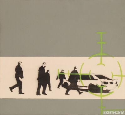 Banksy, 'Precision Bombing', 2000