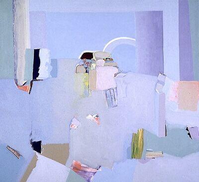 Angelo Ippolito, 'Paesaggio for Philip Guston', 1980