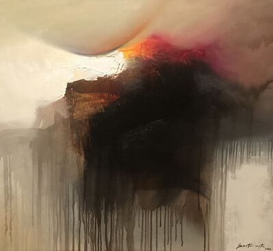 José Luis Bustamante, 'Landscape of the Sun Gods II', 2012