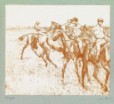 Edgar Degas, 'Le Jockey (The Jockey)', 1888