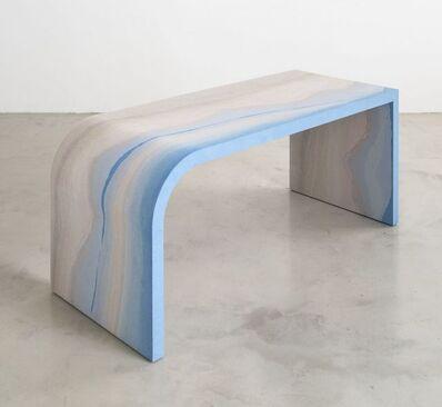 "Fernando Mastrangelo, '""Escape"" desk', 2017"