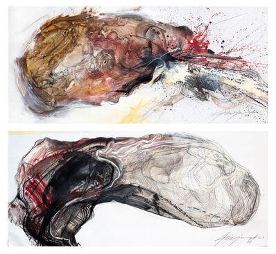 Victor Alejandro MATTERMAN, 'Organism I & II - Diptych ', 2008