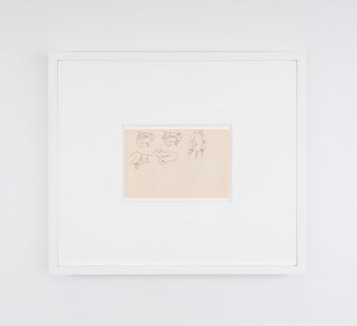 Christina Ramberg, 'Untitled (torsos)', 1971
