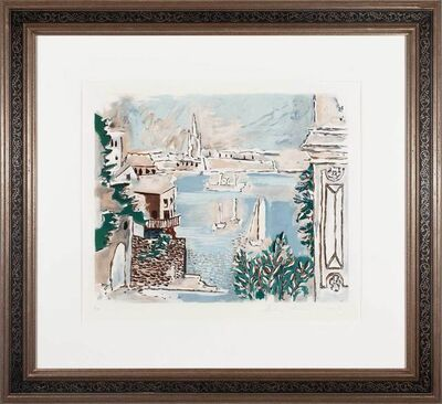 Pablo Picasso, 'Paysage de Dinard', 1922; 1979-82