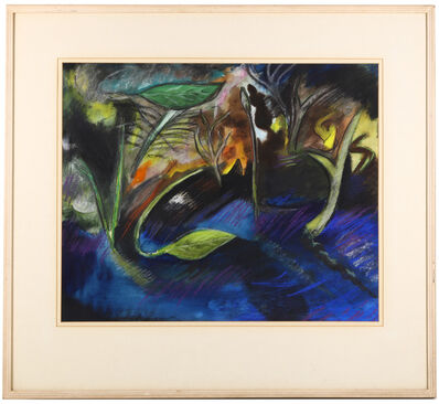 Eamon Colman, 'Where The Screech Owl SIngs', 1986