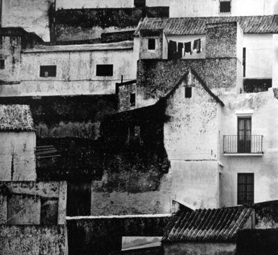 Brett Weston, 'Spanish Village', 1971