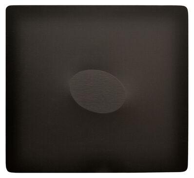 Turi Simeti, 'Un ovale nero', 1968