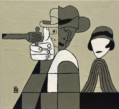 Soeren Behncke, 'At the Shooting Gallery', 2018