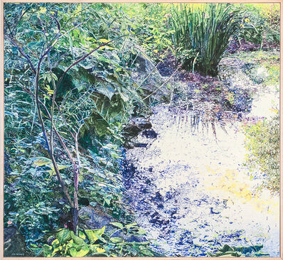William Nichols, 'A Small Pond in Late Spring', 2005