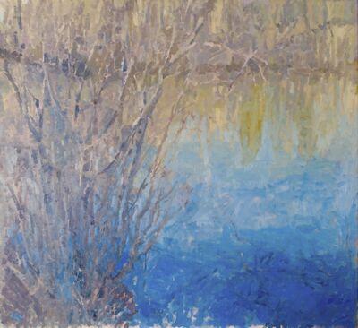 Annie Harris Massie, 'Cobalt Crossing into the Pond', 2018