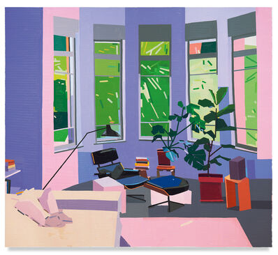 Guy Yanai, 'Gilboa St Living Room', 2019