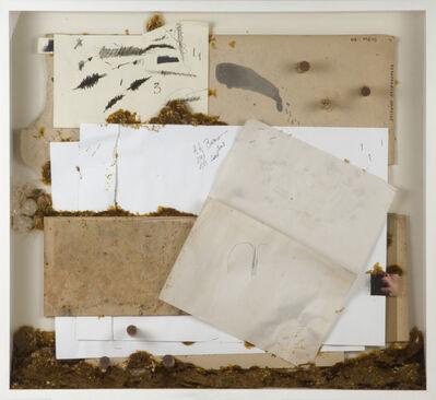Artur Barrio, 'Os meus desenhos heterodoxos', 1973/89/07/08