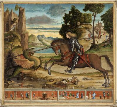Vittore Carpaccio, 'Saint George killing the Dragon', 1516