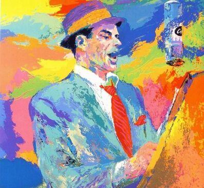 LeRoy Neiman, 'Frank Sinatra Duets ', 1994