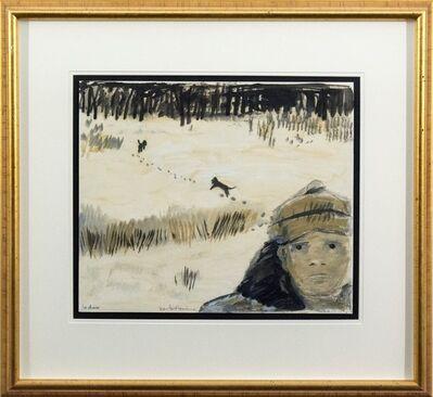 Jean Paul Lemieux, 'La Chasse', 1972