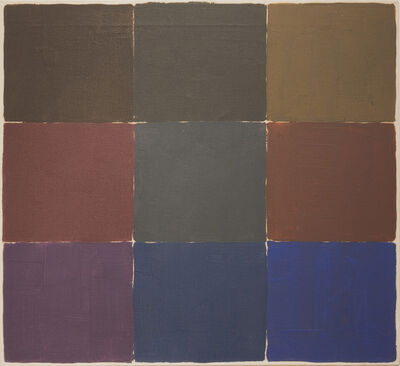 Ray Parker, 'Untitled Composition', 1965