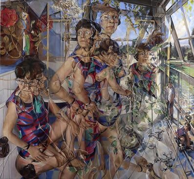 Clive Head, 'Wash Day with Actaeon', 2014