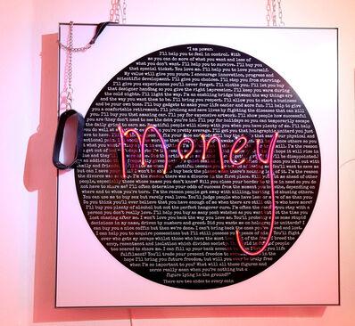 Rebecca Mason, 'Money Talks: Oversharing (money)', 2016