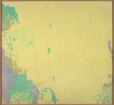 Walter Darby Bannard, 'Peru', 1971