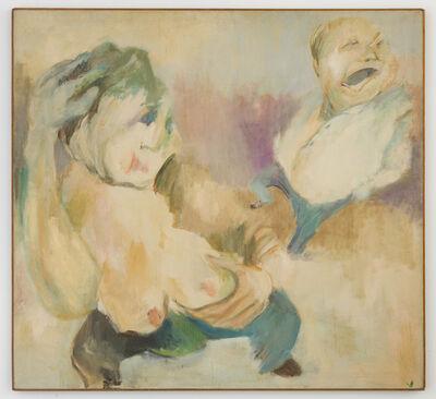 Vivian Browne, 'Dancing Figures', 1968