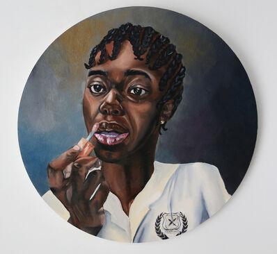 Ekene Emeka Maduka, 'Aisha-no nonsense, SS3C (from the Yearbook series)', 2020