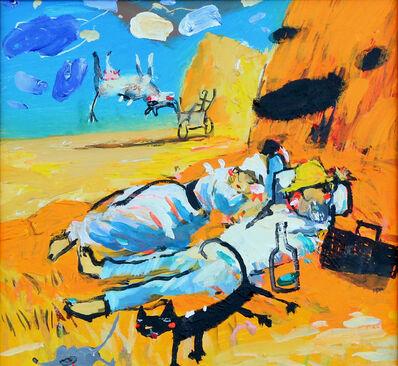 Mohammed Al Mahdi, '1 - Greetings to Van Gogh', 2016