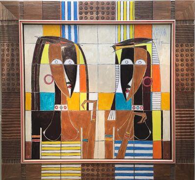 Cyprien Kablan, 'untitled', 2018