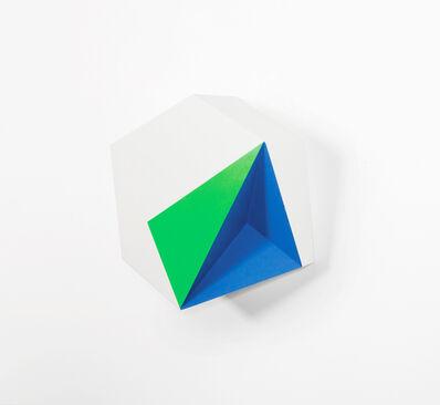 Zin Helena Song, 'Origami #3, 4', 2015