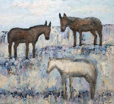 Theodore Waddell, 'Mariah and the Mules', 2014