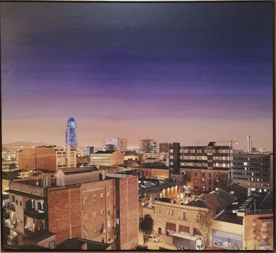 Daniel Cuervo, 'Torre Agbar / Hotel ME', 2014