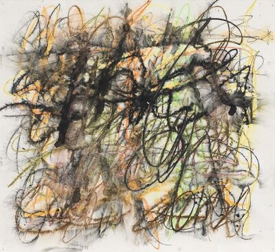 Michael Goldberg, 'Untitled (26/03-DWG)', 2003
