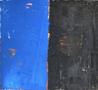 Marcus Boelen, 'Legend Blue ', 2018-2019
