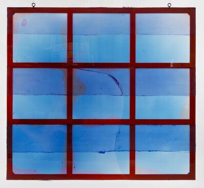 Alex Hubbard, 'Brand New Goodbye (blue)', 2014