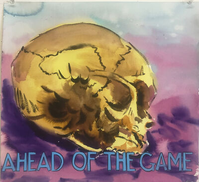 Guy Richards Smit, 'Ahead of the Game', 2017