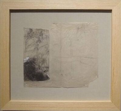 Miguel Angel Rojas, 'Búfalo Bill y Toro Sentado (1)', 1979