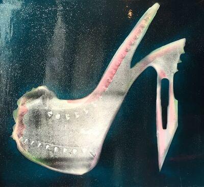 Max Wiedemann, 'Shoe Razor Heel', 2012